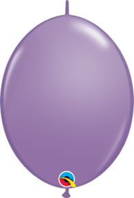 "6"" Quick Link Fashion Spring Lilac 50ct, 6QL, Qualatex, T. Myers Magic Inc. - T. Myers Magic Inc."