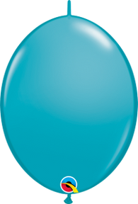"12"" Quick Link Fashion Tropical Teal 50ct, 12QL, Qualatex, T. Myers Magic Inc. - T. Myers Magic Inc."