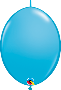 "6"" Quick Link Fashion Tone Singles Robin's Egg Blue 50 ct, 6QL, Qualatex, T. Myers Magic Inc. - T. Myers Magic Inc."