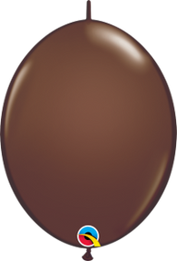 "12"" Quick Link Fashion Chocolate 50ct, 12QL, Qualatex, T. Myers Magic Inc. - T. Myers Magic Inc."