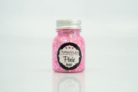 Pretty in Pink Pixie Paint Amerikan Body Art-1 oz.