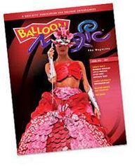 Balloon Magic Magazine #53 - High Fashion, Magazines, Qualatex, tmyers.com - T. Myers Magic Inc.