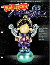 Balloon Magic Magazine #90 Mystical figure