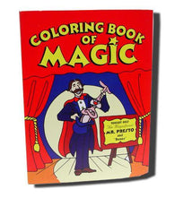 Coloring Book of Magic - Extra Large, Magic, Gospel Magic, tmyers.com - T. Myers Magic Inc.