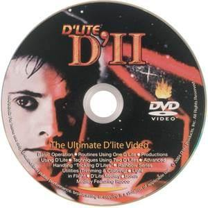 D'Lite Dvd II, Accessories, Magic, tmyers.com, tmyers.com - T. Myers Magic Inc.