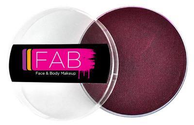 FAB Face & Body Makeup 45g-Plum, Face Paint, Silly Farm, T. Myers Magic Inc. - T. Myers Magic Inc.