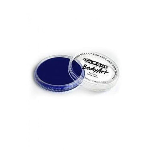 Global Colours Face Paint 32g-Dark Blue, Makeup, Global Colours, tmyers.com - T. Myers Magic Inc.