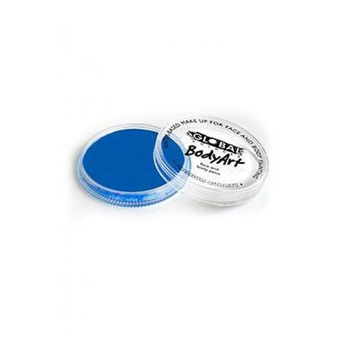 Global Colours Face Paint 32g-Ultra Blue, Face Paint, Global Colours, T. Myers Magic Inc. - T. Myers Magic Inc.