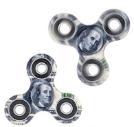 Hundred Dollar Bill Hand Spinner, Spinners, Rhode Island Novelty, tmyers.com - T. Myers Magic Inc.