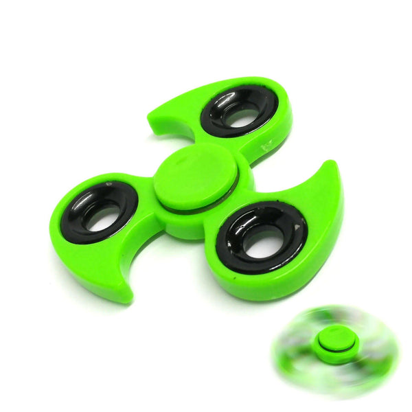Ninja Star Hand Spinner-Green
