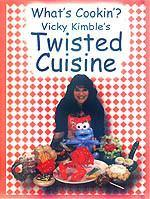 Twisted Cuisine DVD, DVD, Vicky Kimble, tmyers.com - T. Myers Magic Inc.