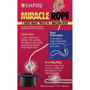 Miracle Rope, Magic Rope, tmyers.com, tmyers.com - T. Myers Magic Inc.