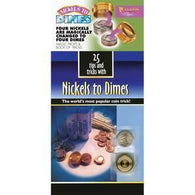 Nickels To Dimes Combo, Magic, tmyers.com, tmyers.com - T. Myers Magic Inc.