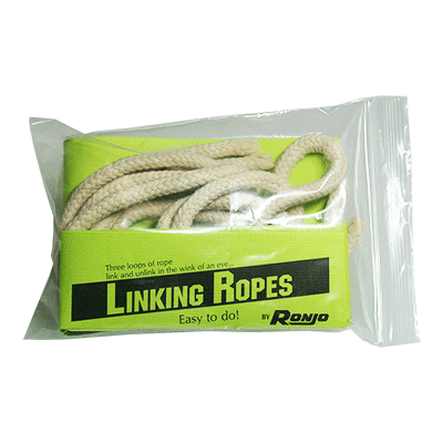 Linking Ropes by Ronjo, Magic Rope, Ronjo, tmyers.com - T. Myers Magic Inc.