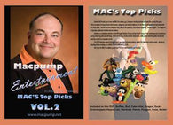 Mac's Top Picks Vol 2 DVD