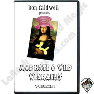 Mad Hatz & Wild Wearables Vol 1 DVD