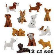 Adopt a Puppy Figures 12 ct set, Accessories, T. Myers Magic Inc., tmyers.com - T. Myers Magic Inc.