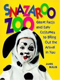 Snazaroo Zoo by Snazaroo, Book, Snazaroo, T. Myers Magic Inc. - T. Myers Magic Inc.