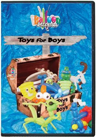 Toys For Boys DVD