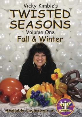 Twisted Seasons Volume 1 DVD