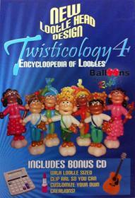 Twisticology 4: Encyclopedia Of Lootles DVD, DVD, Robbie Furman - Deco-Twisting, tmyers.com - T. Myers Magic Inc.