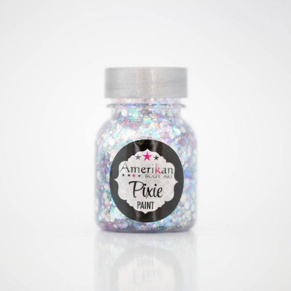 Winter Wonderland Pixie Paint Amerikan Body Art-1 oz., Makeup, Amerikan Pixie Paint, tmyers.com - T. Myers Magic Inc.