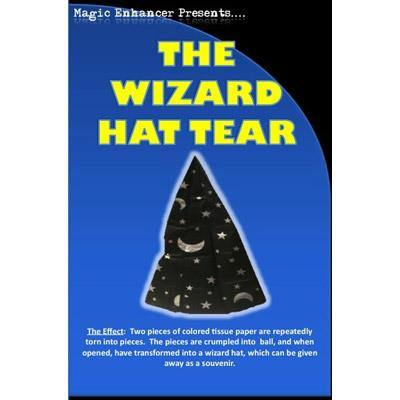 wizard hat tear 12 count t myers magic inc