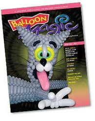 Balloon Magic Magazine #60 - Diamond Jam, Magazines, Qualatex, tmyers.com - T. Myers Magic Inc.