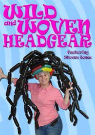 Wild & Woven Headgear DVD, DVD, Steven Jones, tmyers.com - T. Myers Magic Inc.