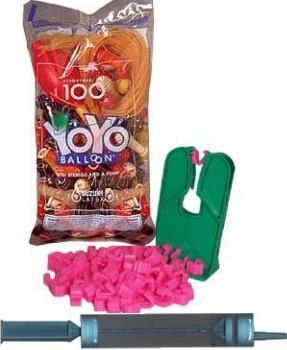 YoYo balloon Kit 100ct