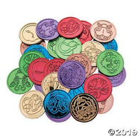 Zoo Coins, Accessories, Fun Express, tmyers.com - T. Myers Magic Inc.