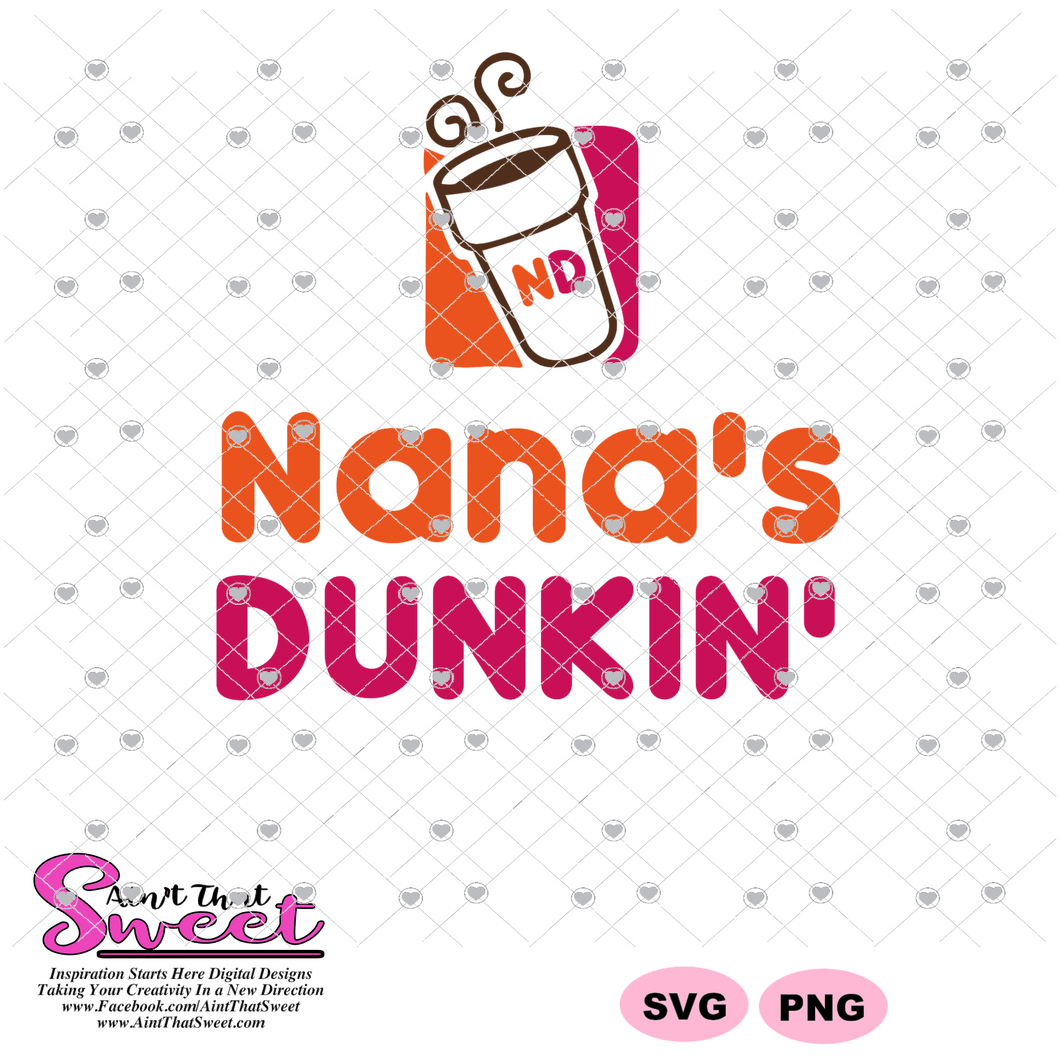 Nana's Dunkin' Customer Requests - Transparent PNG, SVG