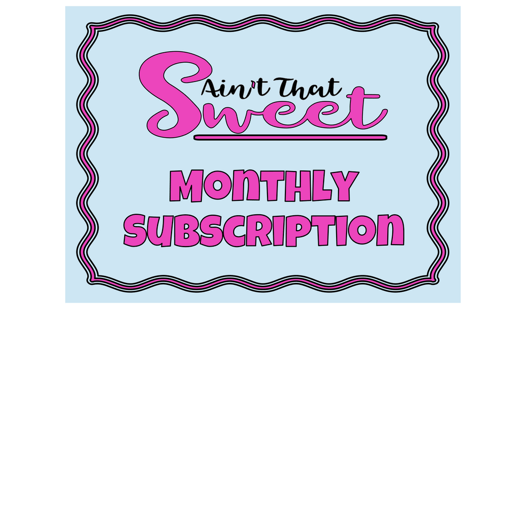 *Monthly Subscription - May, 2020
