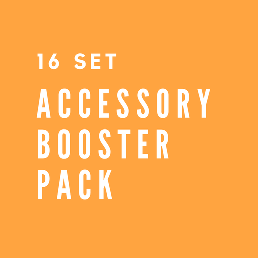16 SET BOOSTER ACCESSORY PACK