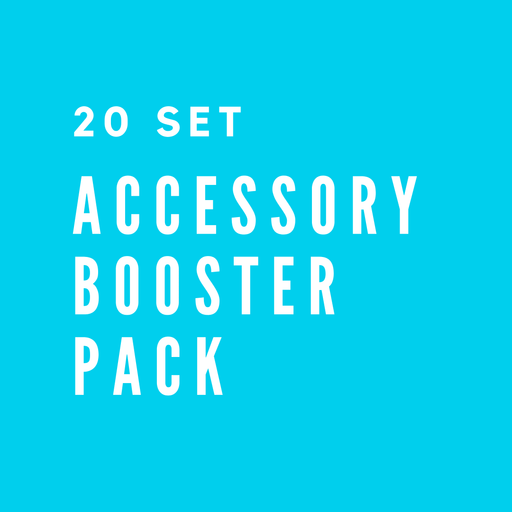 20 SET BOOSTER ACCESSORY PACK