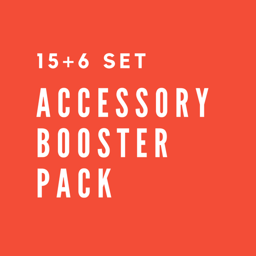 15+6 SET BOOSTER ACCESSORY PACK