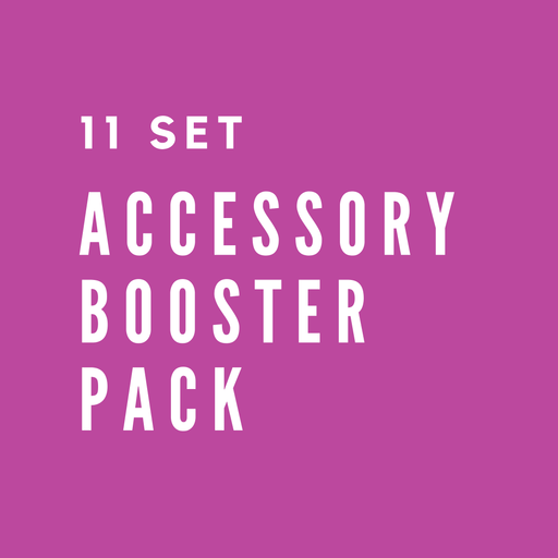 11 SET BOOSTER ACCESSORY PACK