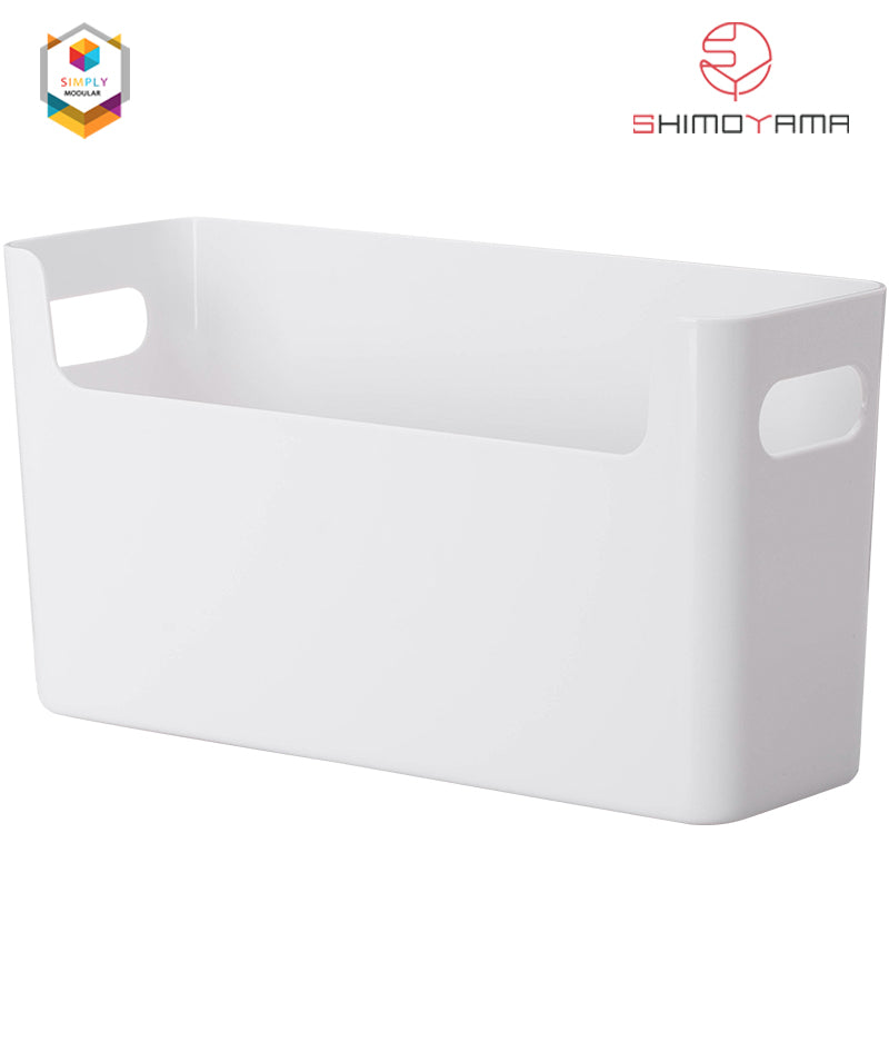 Shimoyama Plastic Storage Box with Handle (Small)