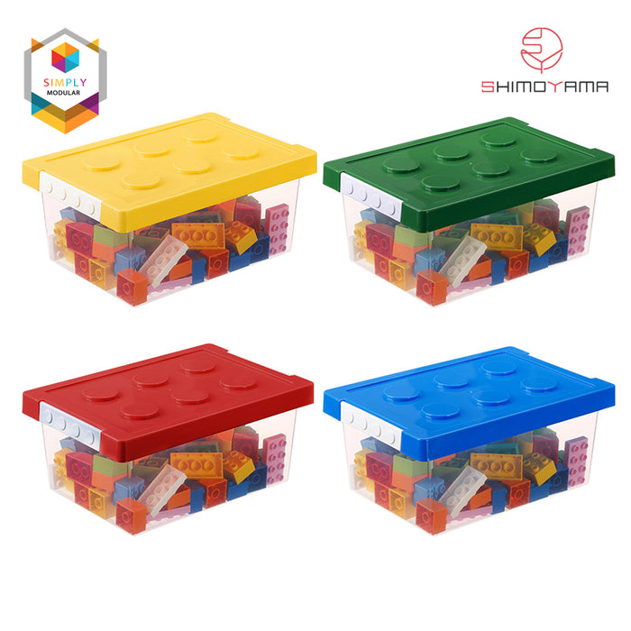 Shimoyama Middle Lego Toy Storage Box