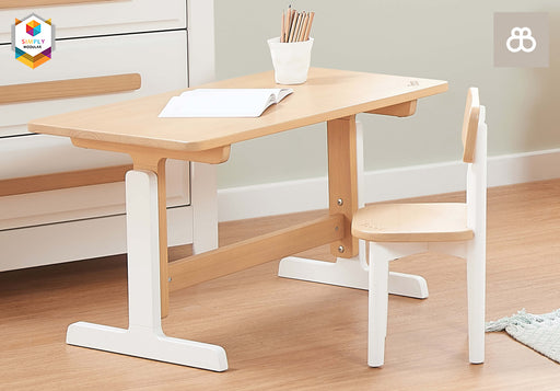 Boori Adjustable Tidy Learning Table