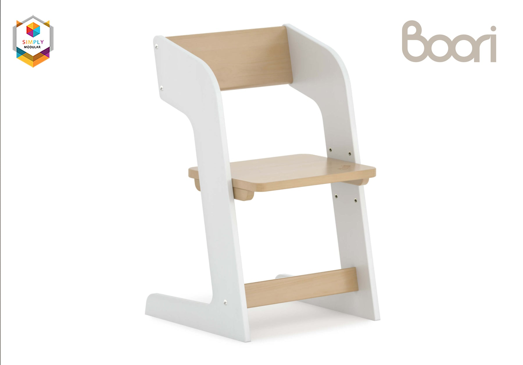 Boori Adjustable Oslo Study Chair