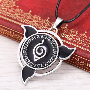 Abstract Naruto Necklace - Animeleaf