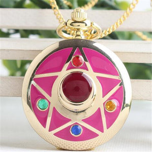 Sailor Moon Pocket Watch - Animeleaf