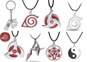 Naruto Necklaces, 8 to choose from - Animeleaf