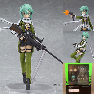 GGO Sinon Figure - Animeleaf