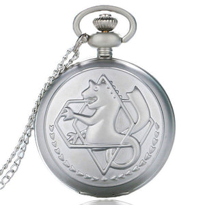 Full Metal Alchemist Pocket Watch 5 DIFFERENT CHOICES - Animeleaf
