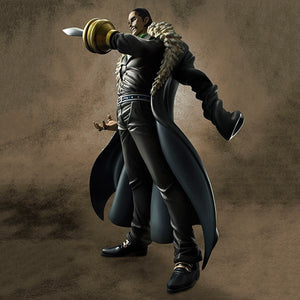 One piece Sir Crocodile Figure - Animeleaf