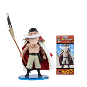 OnePiece New World Edward Newgate  Action Figures - Animeleaf