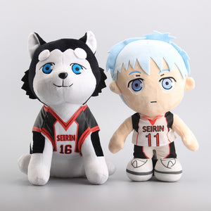 Kuroko Or Dog Plush 4 Variations - Animeleaf