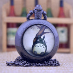 Totoro Pocket Watch - Animeleaf